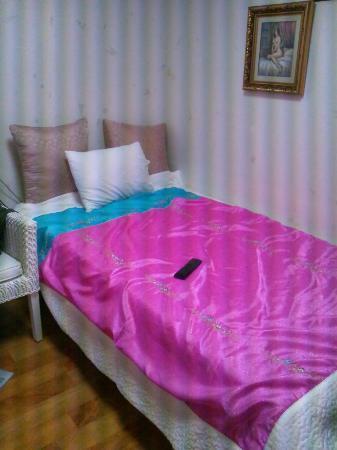 Mama Guesthouse Myeongdong: ベッド