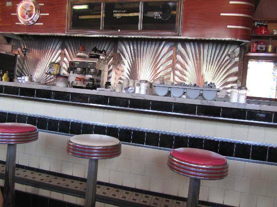 The Farmers Diner Quechee Restaurant: inside
