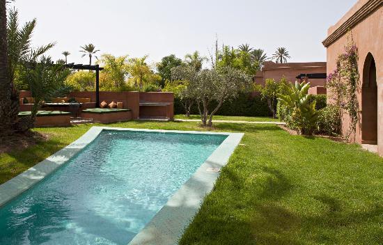 Palais Aziza & Spa : Villa Pool