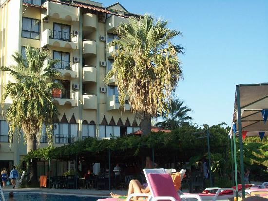 Tayyarbey Hotel: hotel