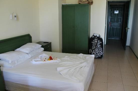 Tayyarbey Hotel: chambre