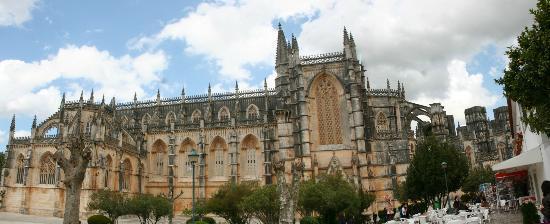Баталья, Португалия: Monastère de Batalha
