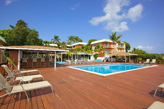 The Summit Hotel : Beautiful open pool deck