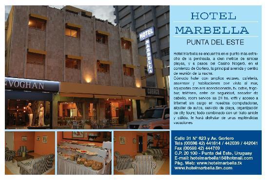 Hotel Marbella: PARA PASARLO DE MARBELLA