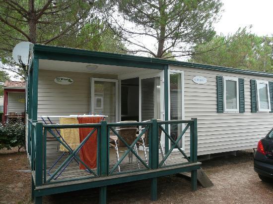 Camping l'Estanquet : Agréable séjour en septembre 2012