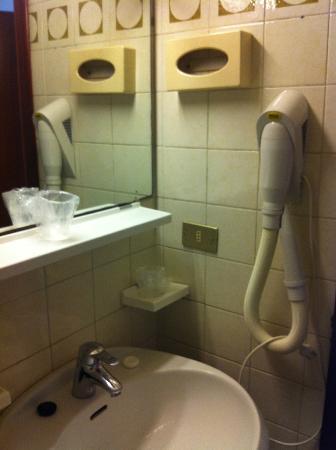Hotel Vienna: toilet