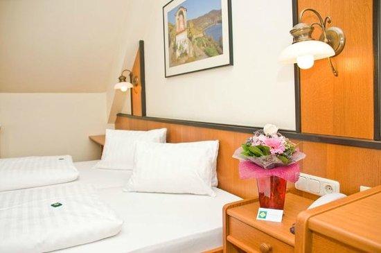 Hotel Restaurant zur Post: Hotelzimmer