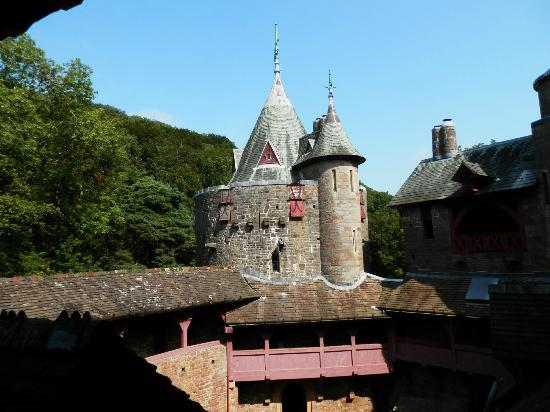 Castle coch picture of kiln park holiday centre haven for Castle haven cabins