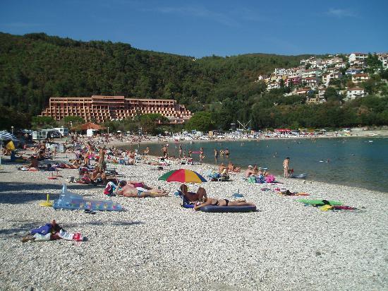 Рабац, Хорватия: Mimosa hotel
