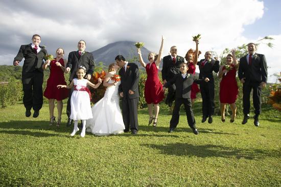 Arenal Kioro Suites & Spa: Weddings