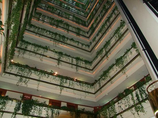 GH Hotel: Interno dell'albergo