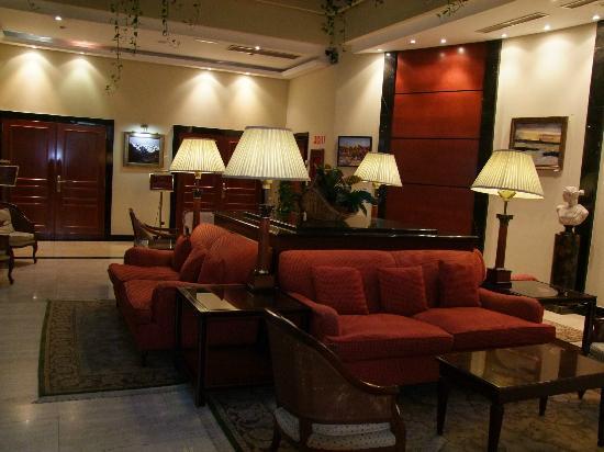 GH Hotel: Salette della hall