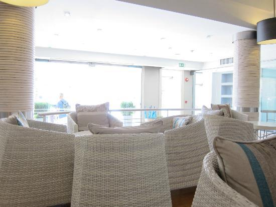 Hotel Juliani: reception area