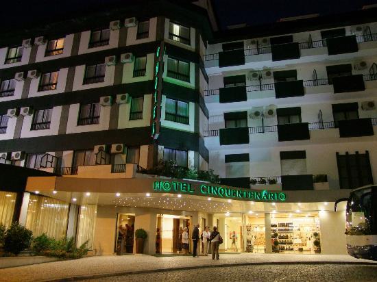 Cinquentenario Hotel: Facciata albergo