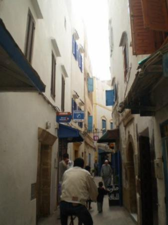 Riad Dar Darek : notre rue