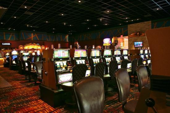 Garcia River Casino: All your favorite games!
