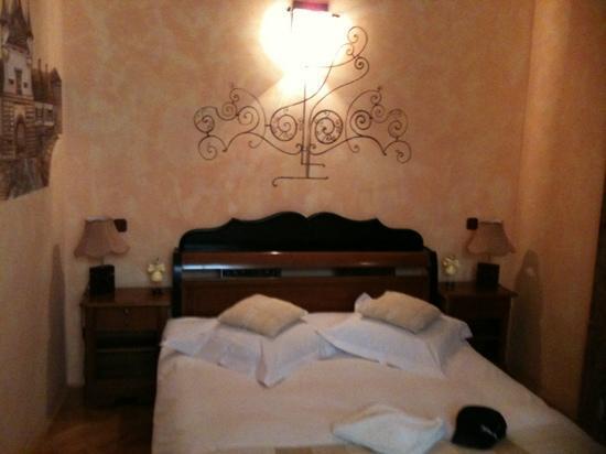 Casa Albert: camera da letto