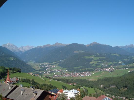 Berghotel Zirm: Panorama dalla camera