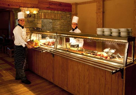 Castle Arch Hotel: Daily Carvery