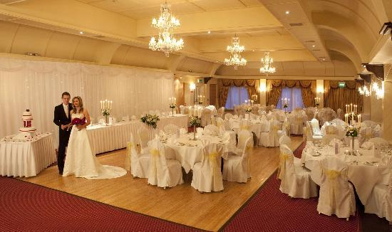 Castle Arch Hotel: Weddings