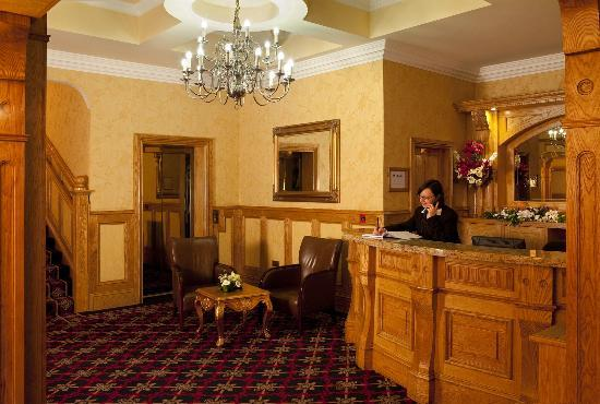 Castle Arch Hotel: Reception