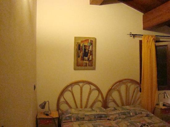 A Domo Mia: Bedroom