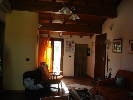 A Domo Mia: Living room