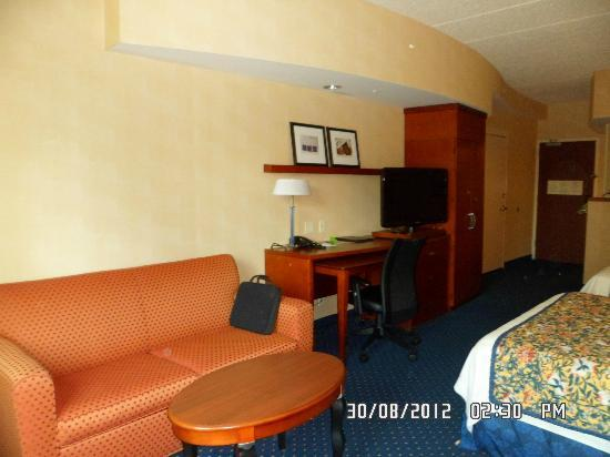Courtyard by Marriott Lancaster: Room