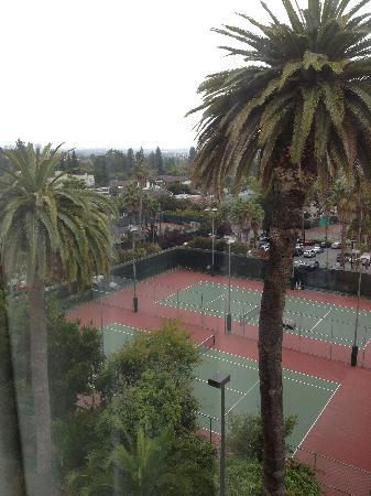 Claremont Club & Spa, A Fairmont Hotel: view from our room