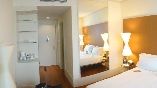 Hilton Garden Inn Florence Novoli: odamız