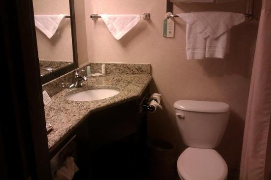 Comfort Inn At LaGuardia Airport: Bathroom View 2