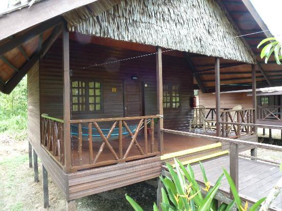 Bilit Rainforest Lodge: chalet