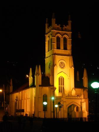 ‪Shimla Christ Church‬