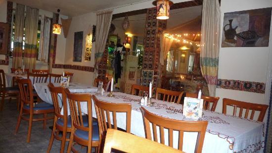 Bejte Ethiopian Restaurant: Bejte Restaurant