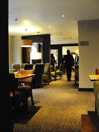 Premier Inn London Blackfriars (Fleet Street) Hotel: Restaurant