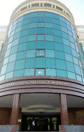 Hotel Samarkand Plaza: hotel interior