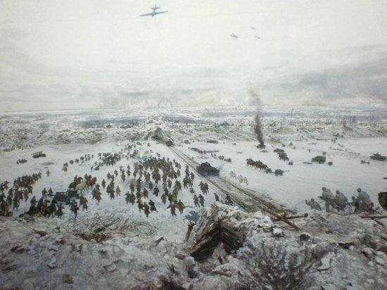 Histours - Siege of Leningrad Battlefield Tour