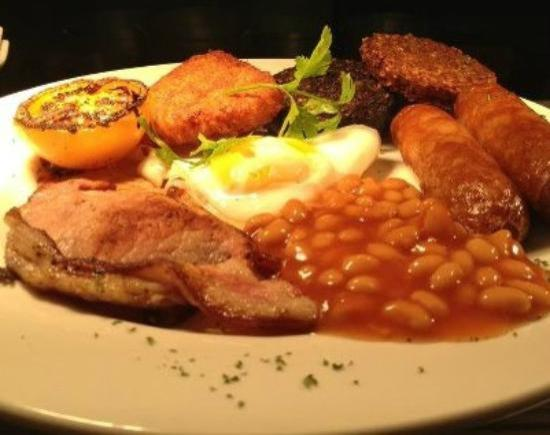 The Market Bar: Full Irish Breakfast