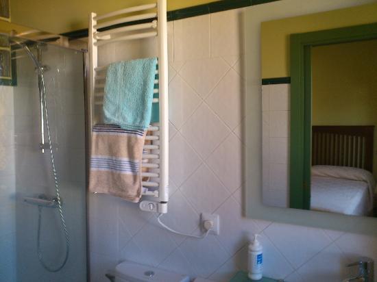 Casa de Caza: Baño dormitorio
