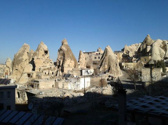 Lalezar Cave Hotel'den görüntü..