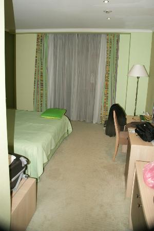 NasHotel: chambre