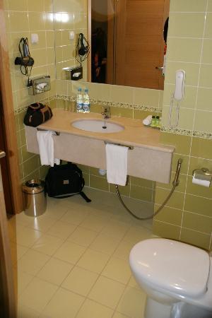 NasHotel: salle d'eau