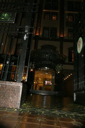 NasHotel: façade