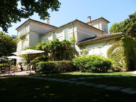 L'Hermitage : Hôtel avec terrasse
