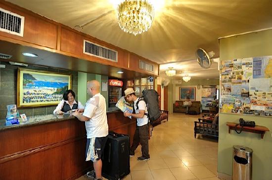 Hotel Sander : Lobby