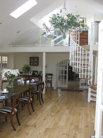 Redfoot Lea Bed and Breakfast: Dining Hall