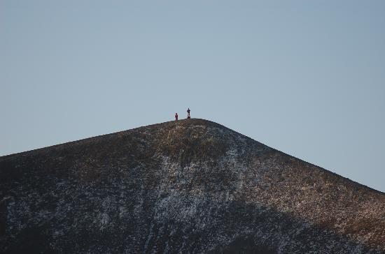 Ol Doinyo Lengai: Pico