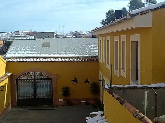 Castellar de Santiago, İspanya: Casa de Caza