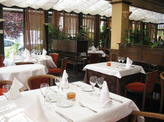 Espace et confort le pressoir restaurant antony for Le pressoir restaurant
