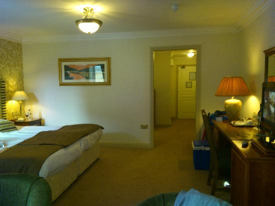 Bracken Court Hotel: our room